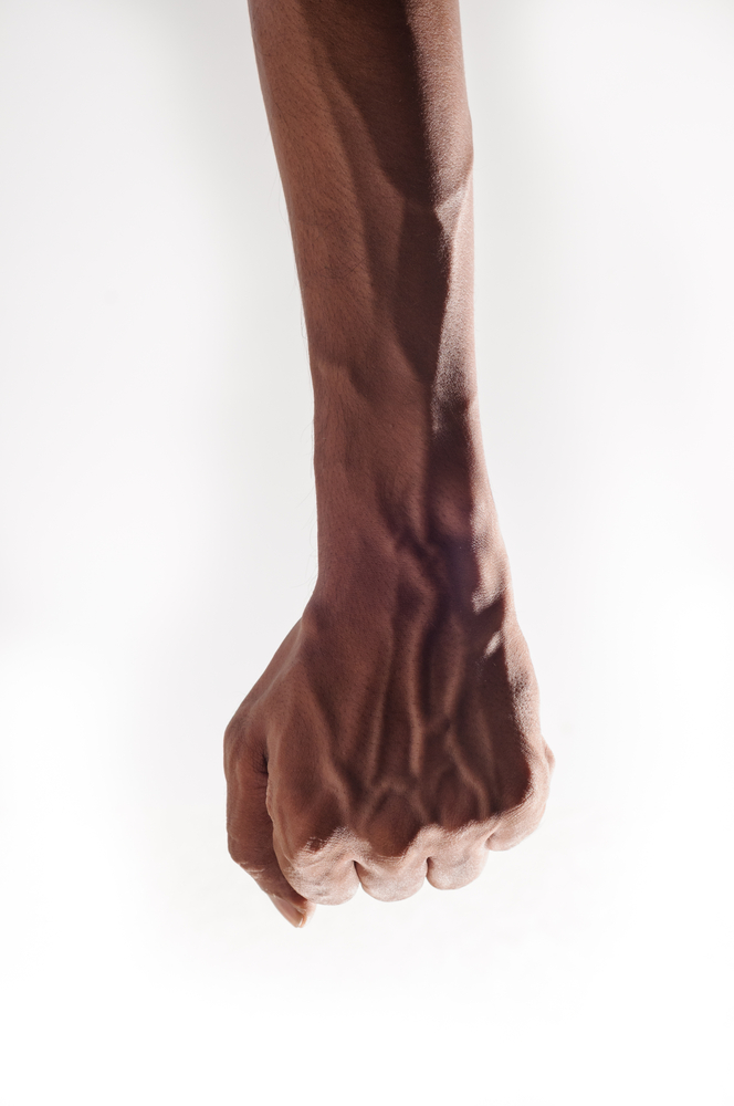 hand and arm veins: should i be concerned?, Cephalic Vein