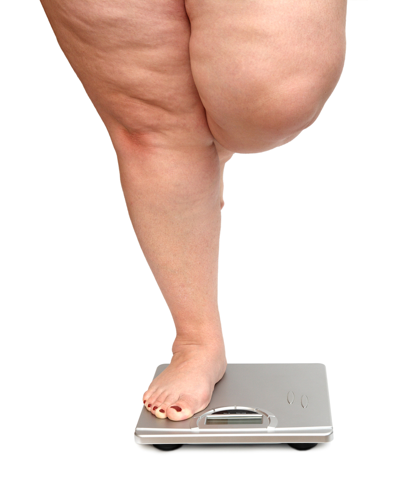 how to tell if your overweight without a scale