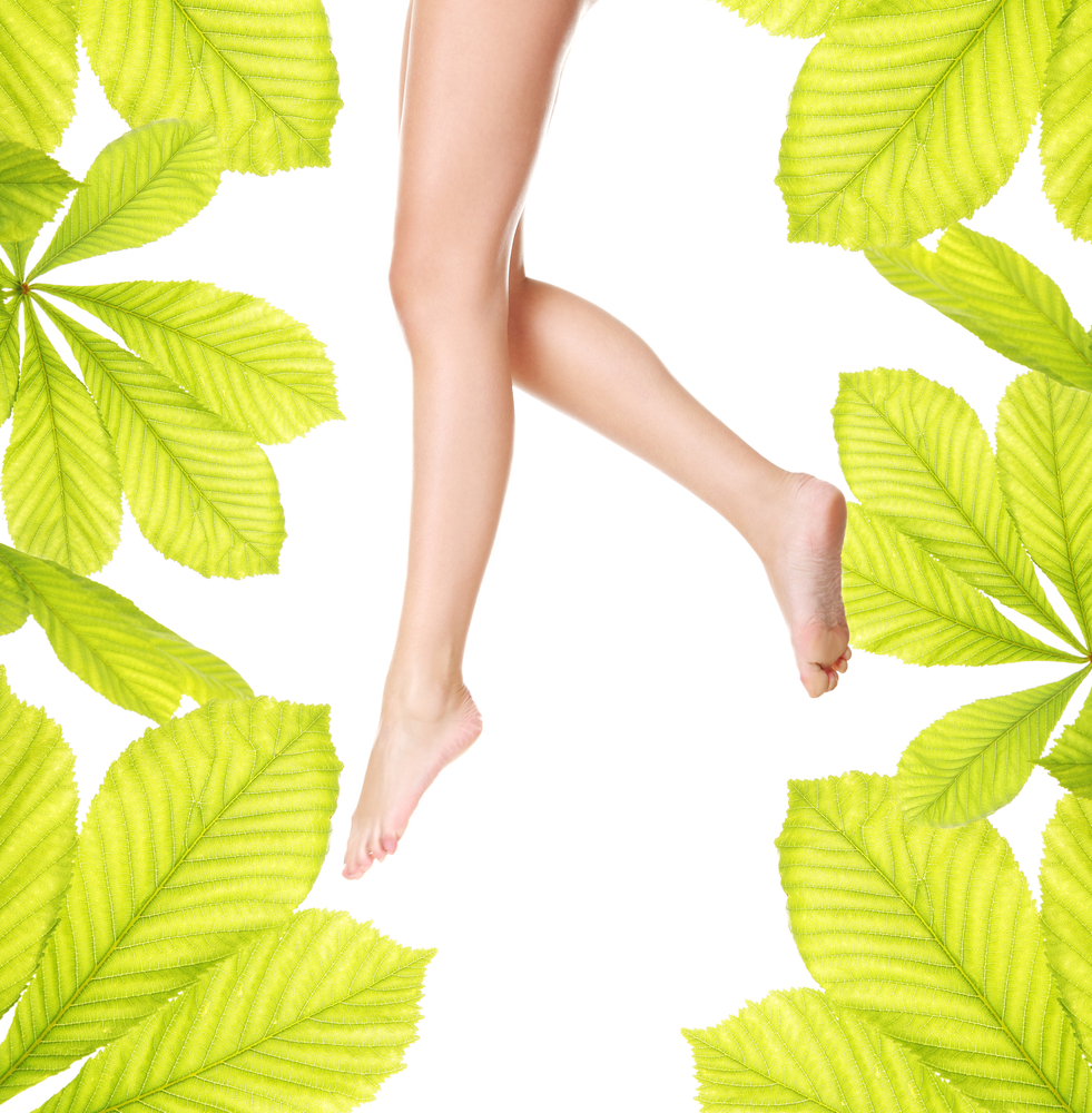 how to make spider veins go away naturally