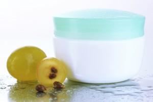 Grape seed cream