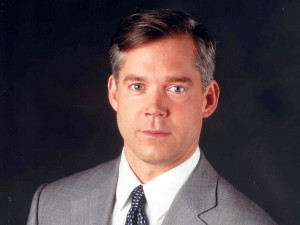 Image: NBC Reporter In Iraq David Bloom Dies